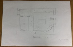 Plans for the Rogers Residence