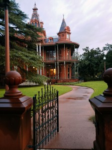 One of the many structures VOH Architects worked on: the Littlefield House on the University of Texas at Austin campus.