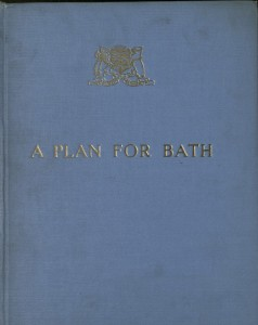 A Plan for Bath - Cover