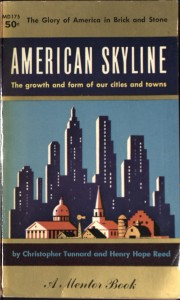 American Skylines - Cover