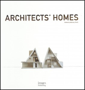 Architects' Homes - Cover page