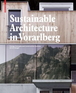 Sustainable Architecture in Voralberg