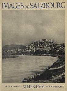 Images de Salzbourg - Cover