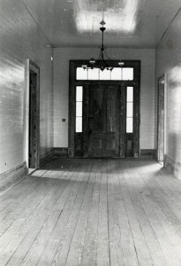 Inge-Stoneham entry hall photo
