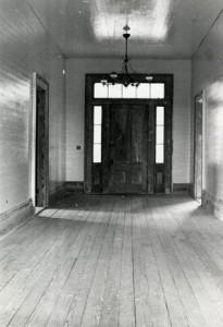 Inge-Stoneham entry hall photo