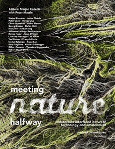 Meeting nature halfway cover