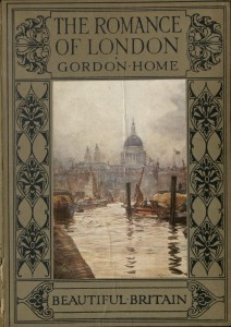 Romance of London Cover