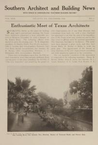 Southern Architect