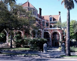 Moody Mansion, Galveston