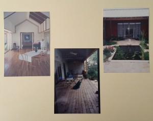 Photos of Alofsin's personal home in Austin, TX, which he designed
