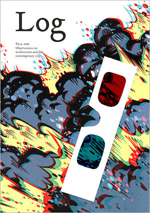 Log 17 cover: Untitled by Tristan Eaton, 2009